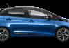 La Yaris hybride de Toyota