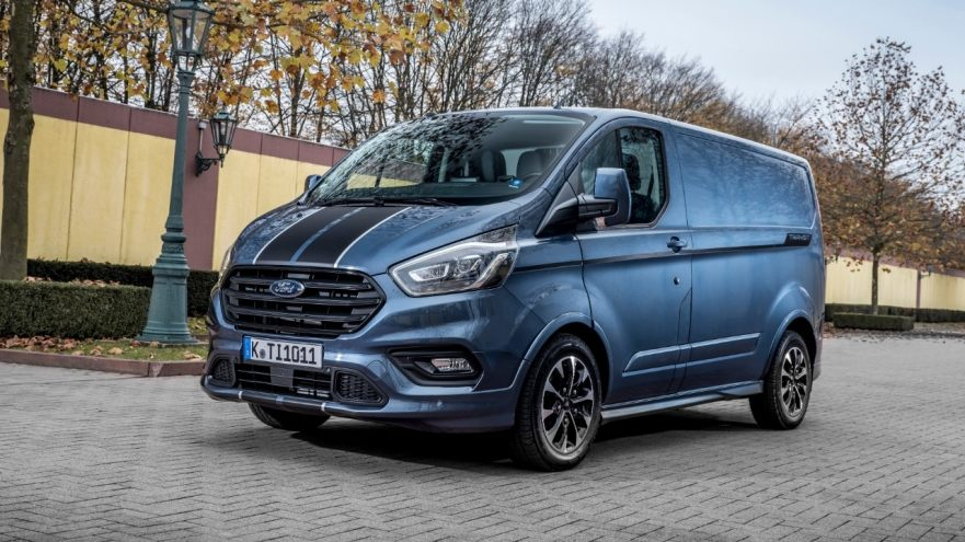 Transit Custom de Ford