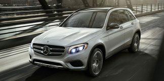 Mercedes-Benz GLC à hydrogène