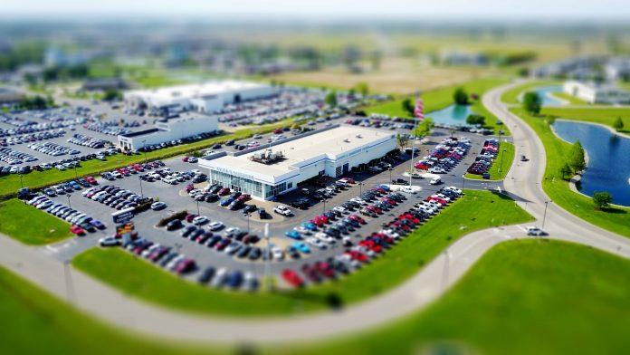 Bonne gestion d'un parking d'entreprise