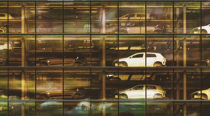 Usine de voitures
